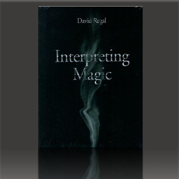 Interpreting Magic by David Regal Zauberbuch