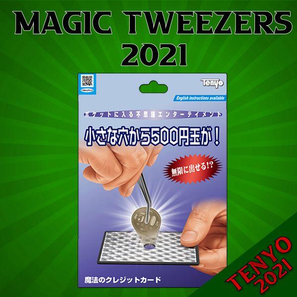Magic Tweezers Tenyo Zaubertrick