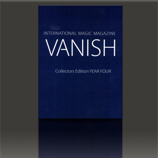 VANISH MAGIC MAGAZINE Collectors Edition Year Four Zauberbuch (