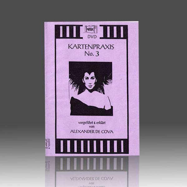 Kartenpraxis 3 - Alexander de Cova DVD