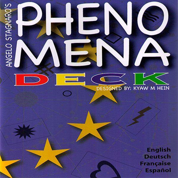 Phenomena Deck Kartenspiel für Zauberkünstler