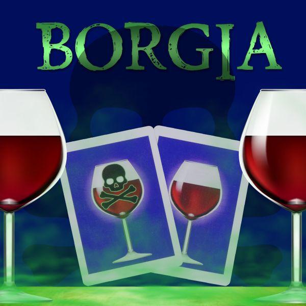 Borgia Kartentrick