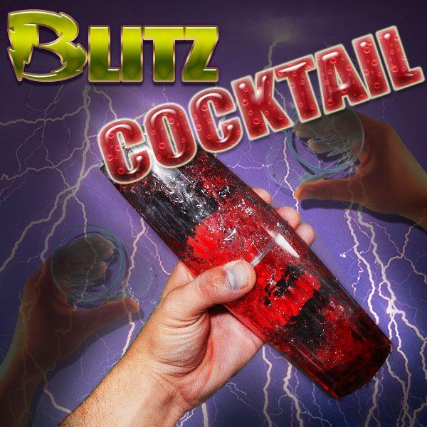 Blitz Cocktail Zaubertrick Stand-Up