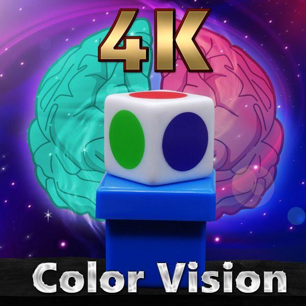 4K Color Vision Zaubertrick
