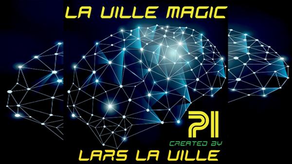 Pi By Lars La Ville mixed media DOWNLOAD