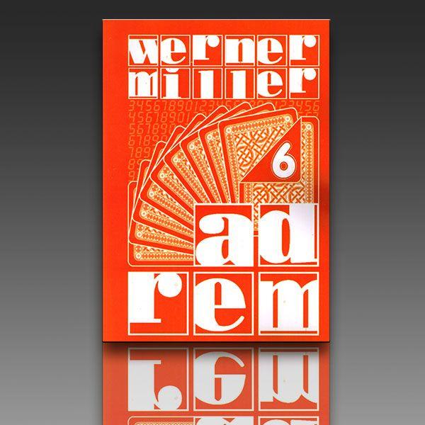 Ad Rem 6 - Werner Miller Zauberbuch