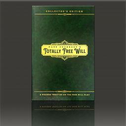 Totally Free Will, Englisches Buch über die Manipulation des Freien Willen.