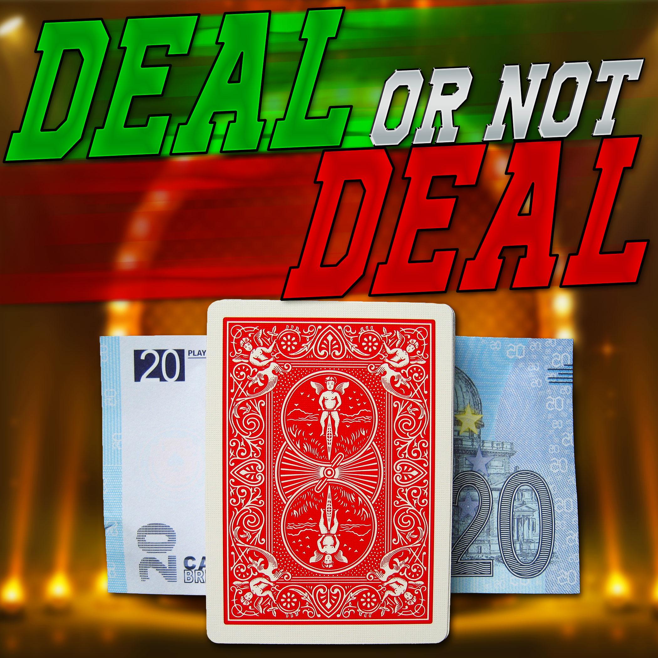 Kartenzaubertrick