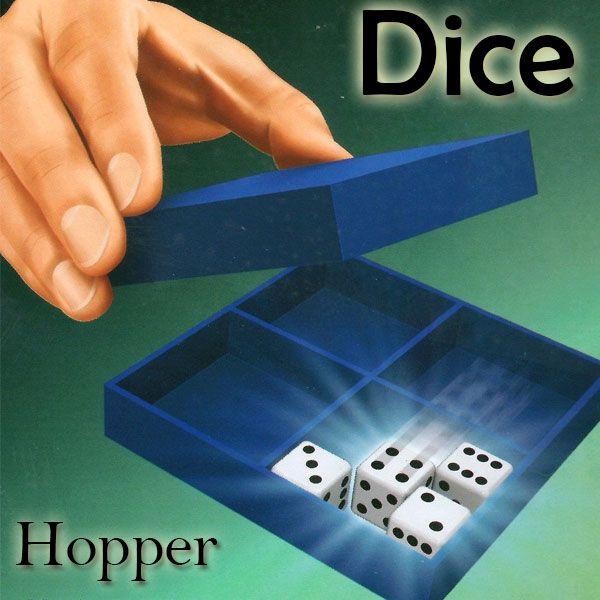 Dice Hopper Tenyo Zaubertricks für Anfänger