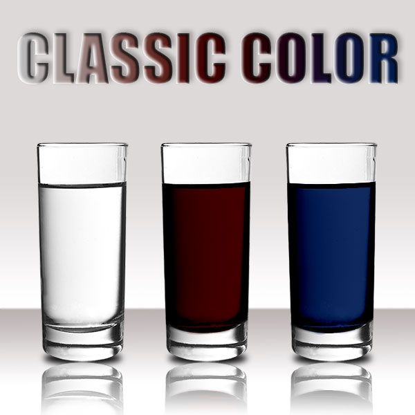 Classic Color Zaubertrick Bühne
