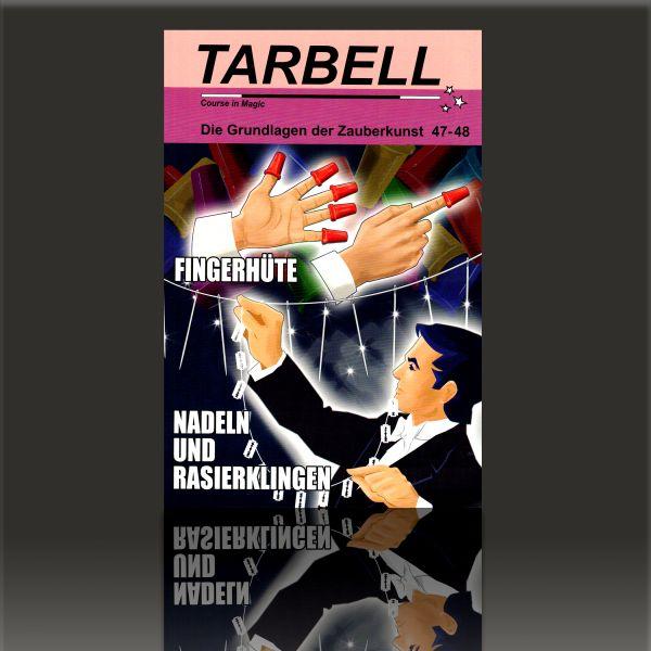 Nadeln und Rasierklingen - Tarbell Zauberheft