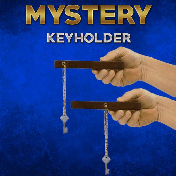 Mystery Key Holder Zaubertrick Close Up