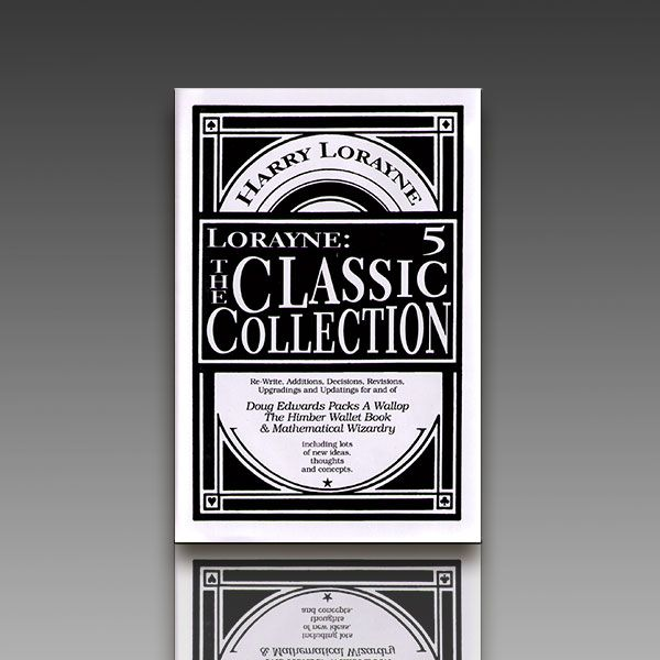 The Classic Collection Vol. 5 by Harry Lorayne Zauberbuch