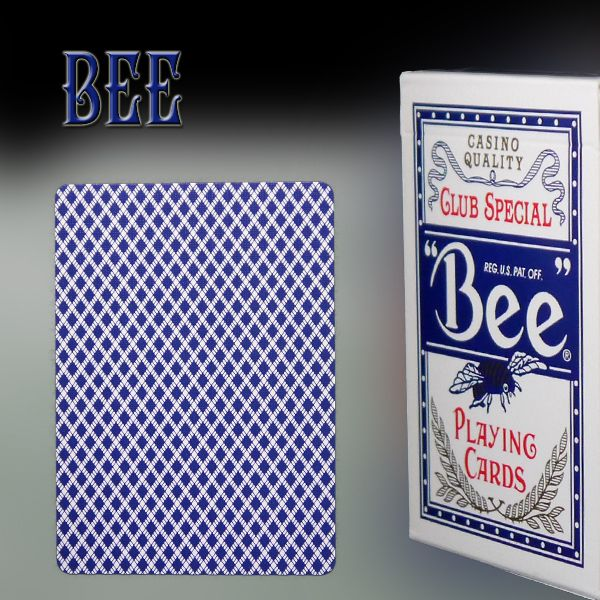 Bee Cards blau
