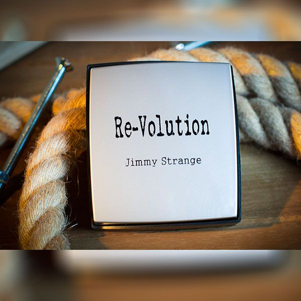 Re-Volution by Jimmy Strange