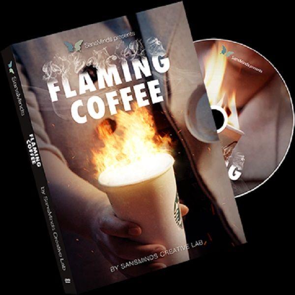 Flaming Coffee by SansMinds Creative Lab Pyroeffekt Zauberzubehör