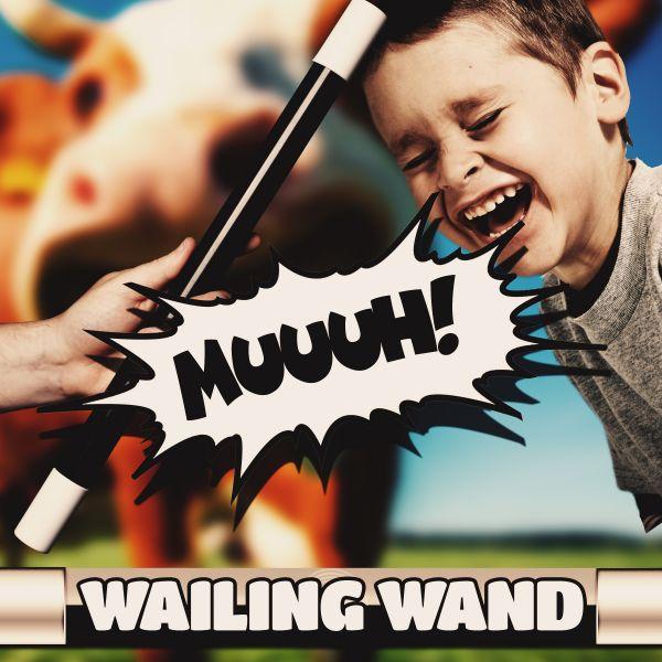 Wailling Wand - Muuh Zauberstab Zauberzubehör