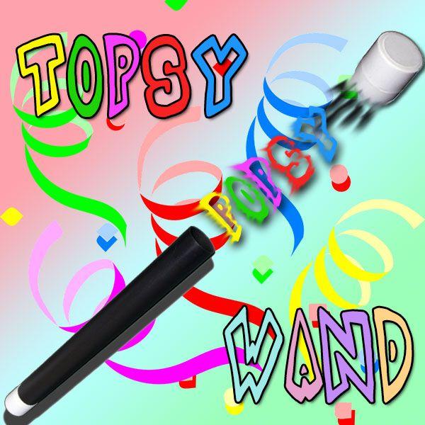 Topsy Popsy Wand Zaubertrick für Kinder