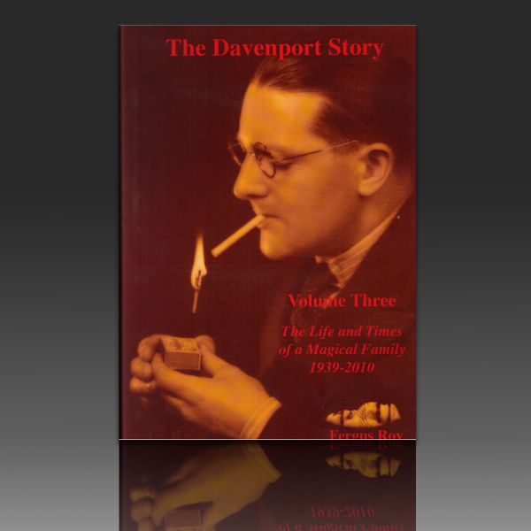 The Davenport Story - F. Roy Vol.3 Zauberbuch