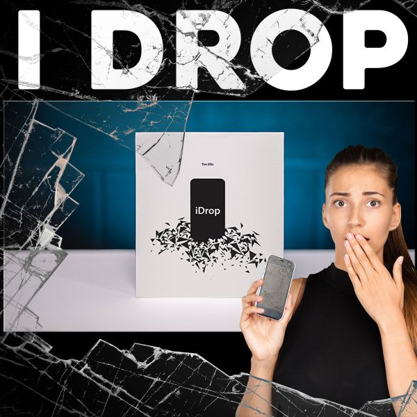 IDrop - Tim Ellis Zaubertrick mit einem Handy
