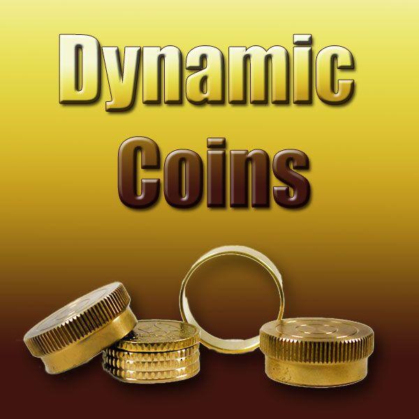 Dynamic Coins - 50 Cent
