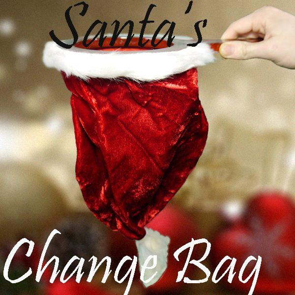 Santa´s Change Bag Zaubertrick