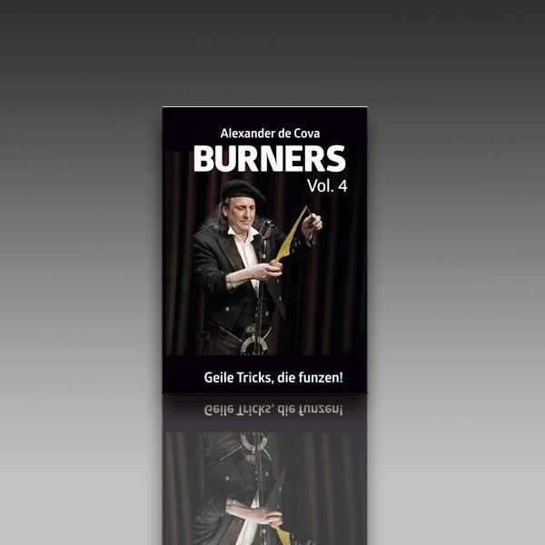 Burners Vol 4 by Alexander de Cova Zauberbuch