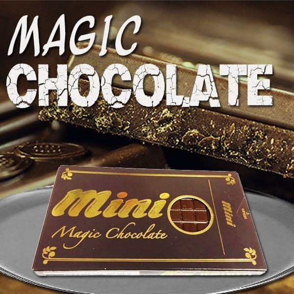 Magic Chocolate Zaubertrick