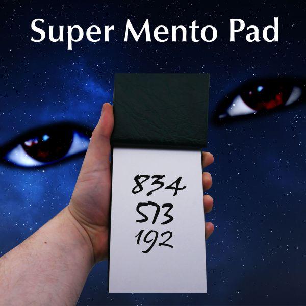 Super Mento Pad Mentalpad Mentaltrick