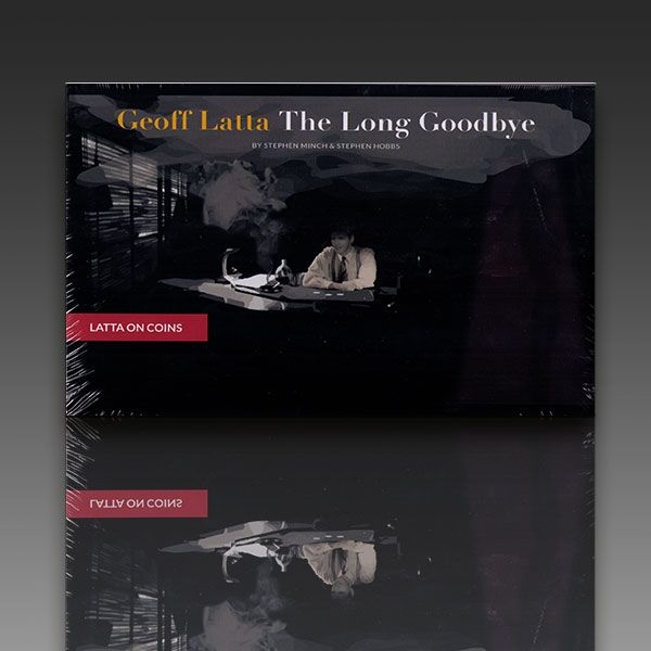 The Long Goodbye- by S. Minch & S. Hobbs Zauberbuch