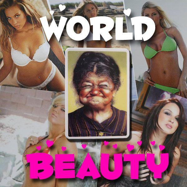 World Beaty Kartentrick mit Comedyeffekt