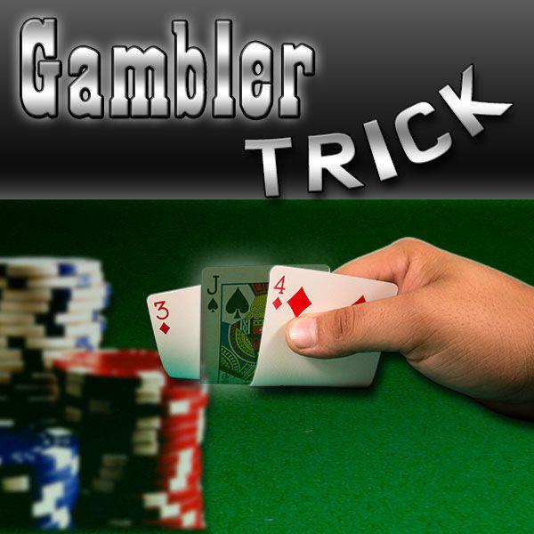 Gambler Trick Zaubertrick