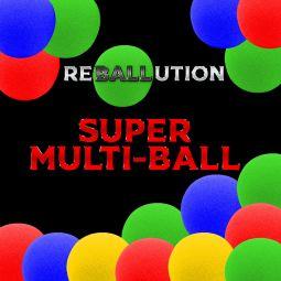 Super Multi Ball Spongeball der mehrfach die Farbe wechseln kann