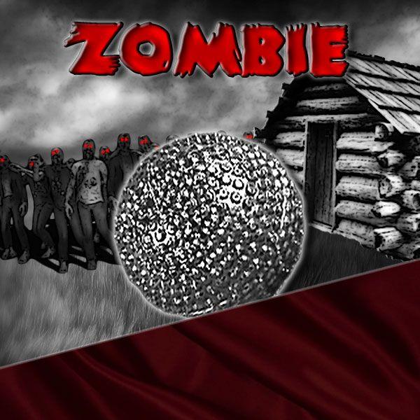 Zombie Kugel Zaubertrick Bühne Schwebeeffekt