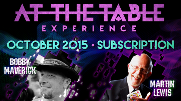 At The Table October 2015 Subscription Video DOWNLOAD
