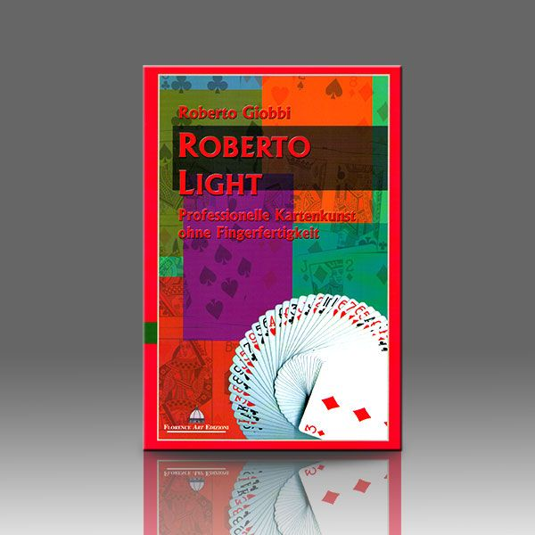Roberto Light Einsteigerbuch für Kartentricks
