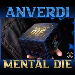 Mentale Zaubertricks mit Würfeln - Anverdi Mental Die