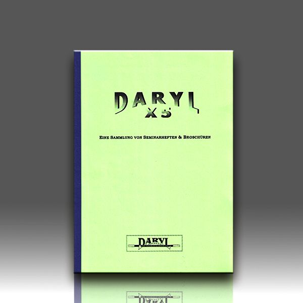 Daryl X5 Zauberbuch