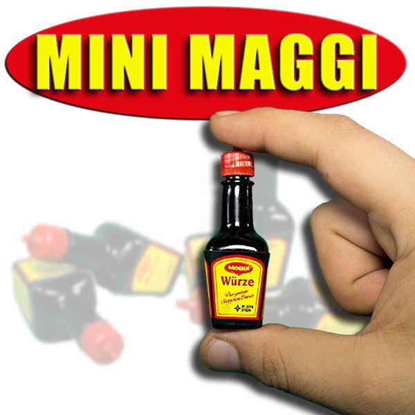 Mini Maggi Zauberzubehör