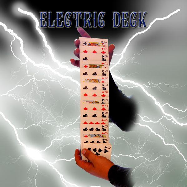 Electric Deck Kartenspiel für Zauberkünstler
