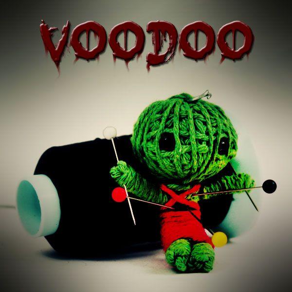 Voodoo Zaubertrick für Erwachsene