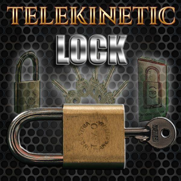 Telekinetic Lock Zaubertrick