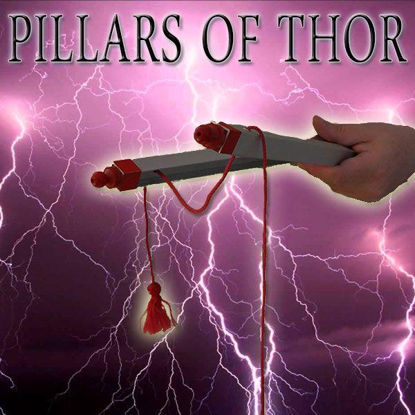 Pillars of Thor - Magiro Zaubertrick