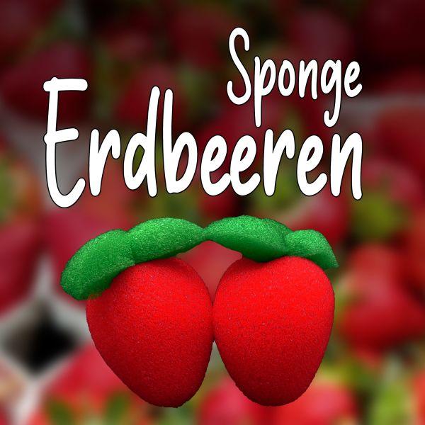 Sponge Erdbeeren Gosh Zauberzubehör