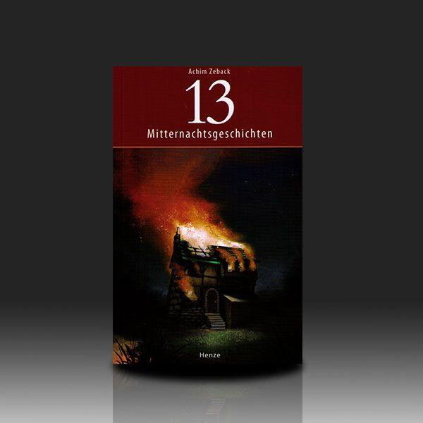 13 Mitternachtsgeschichten Zauberbuch