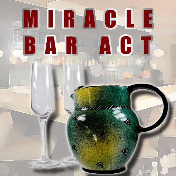 Miracle Bar Act Zaubertrick Ted Lesley