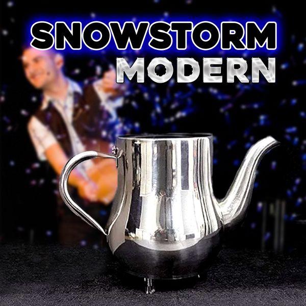 Snowstorm Modern