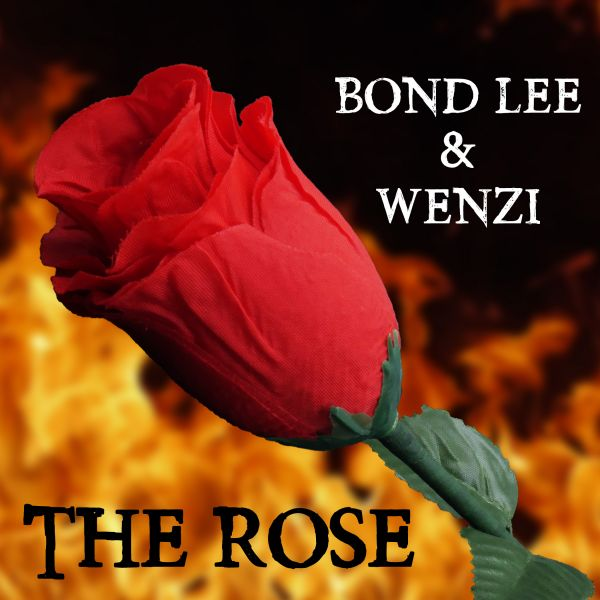 The Rose by Bond Lee & Wenzi Magic Zaubertrick