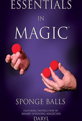 Essentials in Magic Sponge Balls - English video DOWNLOAD