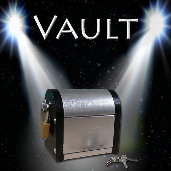 Vault by Leo Smetsers Zaubertrick Stand-Up